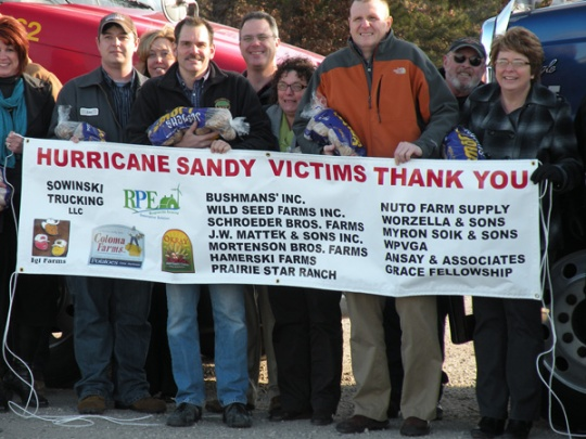 Blog 9 - Hurrican Sandy Pic